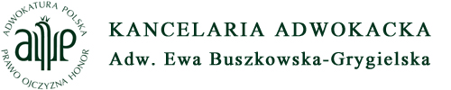 Adwokat Kalisz Ewa Buszkowska-Grygielska